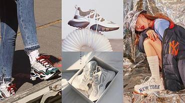 《編輯推坑》不想撞鞋就看這篇!除了Fila、Balenciaga老爹鞋,還有這五款可以敗!