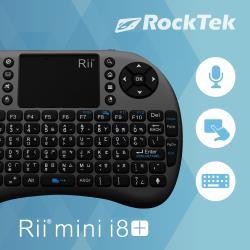 ◎唯一正宗原版設計。絕非劣質仿冒可媲美 ◎ ◎商品名稱:Riiminii8+無線多媒體掌上型語音觸控鍵盤品牌:RockTek雷爵科技型號:Riiminii8+無線多媒體掌上型語音觸控鍵盤類型:無線鍵盤