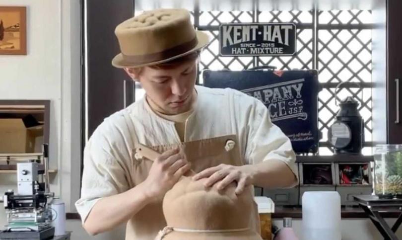 圖片來源:kent-hat-online-shop.com