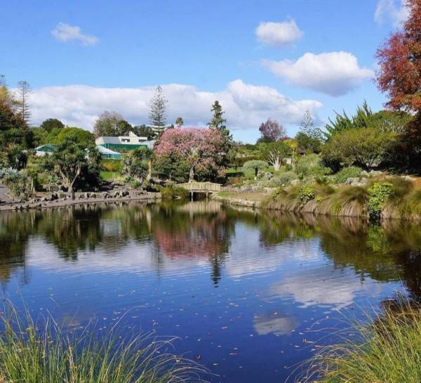 7 Taman Cantik diAuckland, Pemandangannya Sukses Bikin Takjub!