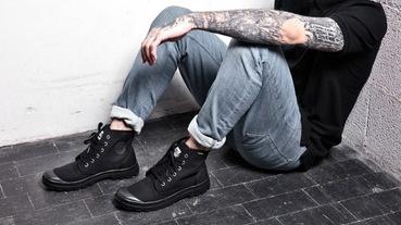 還原 1947 年的軍靴原型—— Palladium 七十週年紀念首部曲
