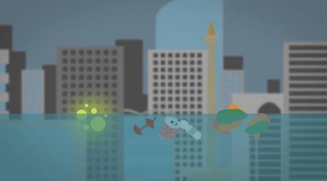 Entah apa yang ngebikin Jakarta banjir terus-terusan.. Apa itu salah pemerintahnya? Penduduknya? Atau hujannya yang salah?