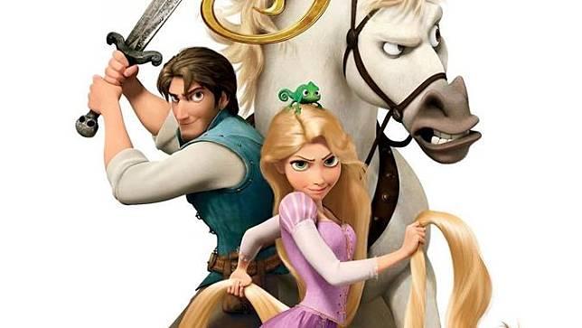 Film Rapunzel Disebut Telah Ramalkan Corona Sejak 10 Tahun Lalu Benarkah
