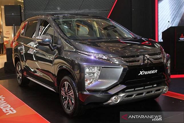 Mitsubishi segarkan Xpander, ini bagian yang dapat perubahan