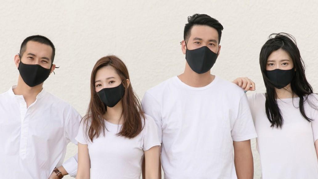把膠原蛋白放進【防曬口罩】裡,隔絕空汙同時呵護肌膚
