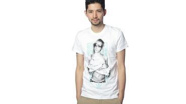 adidas Originals 美女 t-shirt