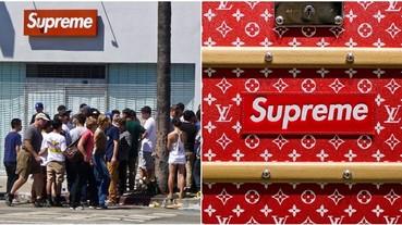 對不起,你們店不能開!紐約居民對Supreme 與Louis Vuitton 說NO!