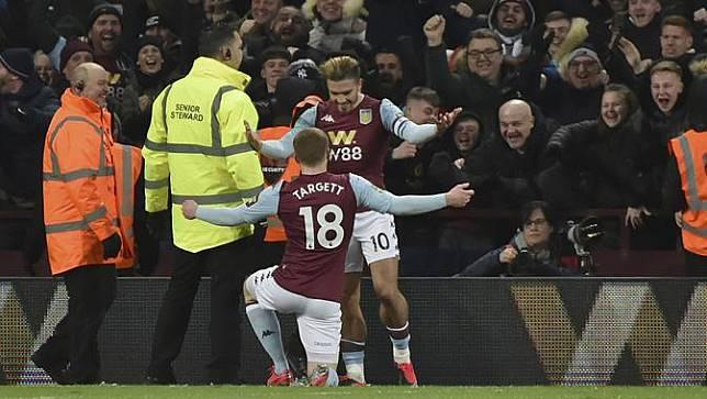 Kalahkan Leicester City, Aston Villa Lolos ke Final Piala Liga Inggris