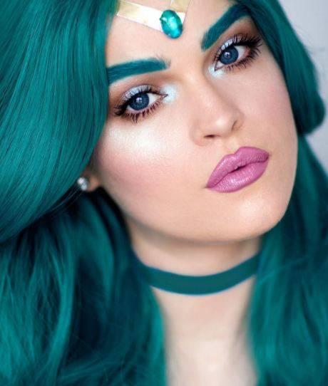 Seniman Jerman Ini Cosplay Jadi 10 Karakter Sailormoon Pakai Makeup