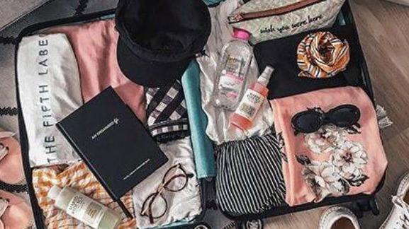 2019去哪旅行?旅遊行李整理清單、旅遊景點懶人包一次報你知