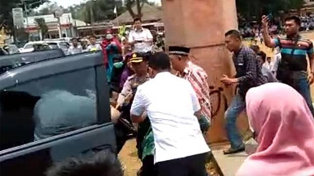 Selain Wiranto, Pengurus Mathlaul Anwar Jadi Korban Penusukan