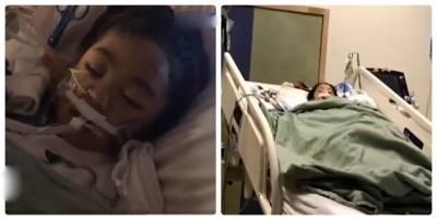 Bé gái 7 tuổi qua đời vì cúm: Người nhà đau đớn kêu gọi đừng mắc lại sai lầm của họ