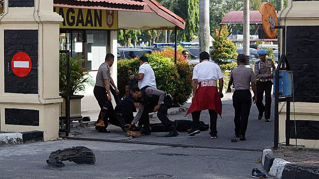 Identitas 6 Teroris Penyerang Mapolda Riau yang Diduga Terkait ISIS