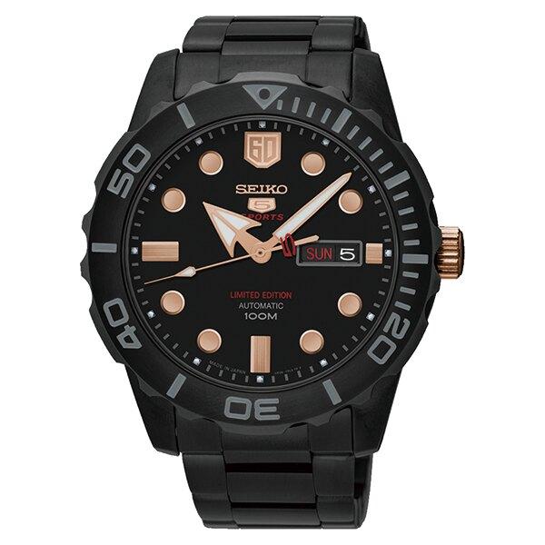 SEIKO 精工 SRPA33J1(4R36-05K0K) 5號 男錶 機械錶