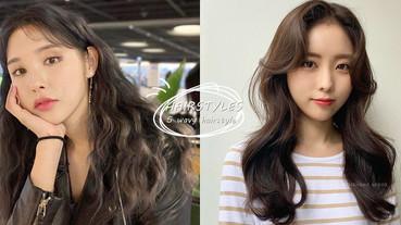 2020洗版韓妞SNS「睡不醒頭」髮型推薦!慵懶線條超放電,捲中帶直最顯嫩又遮肉!