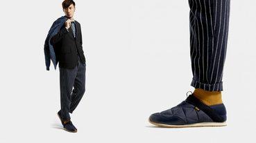 起點日著 / TEVA一週鞋襪穿搭 — 兩穿的 Ember Moc 帶你下班後時髦赴約