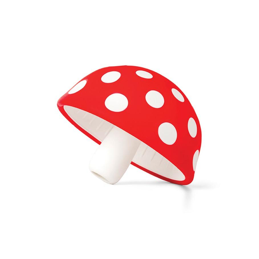 餐桌上的神奇蘑菇 在餐桌上種一朵神奇的蘑菇,他無毒無害,還能成為你的料理幫手,將蘑菇傘輕輕一翻,蘑菇變身漏斗,讓你可以輕鬆分裝你的調味料。-OTOTO是創立於2004年的以色列設計品牌。 他擅長以幽默