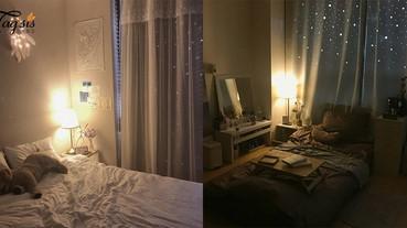 打造仙氣房間,超唯美鏤空星星窗簾~晚上睡得更甜的秘密!