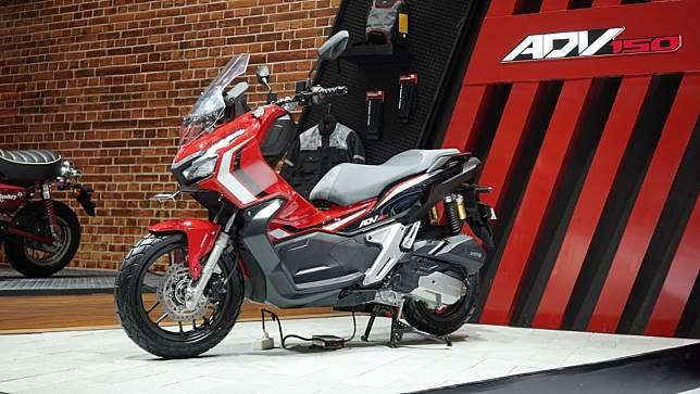 Honda ADV150 muncul di GIIAS 2019