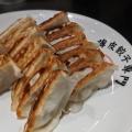 焼き餃子 - 実際訪問したユーザーが直接撮影して投稿した新宿餃子薄皮餃子専門 渋谷餃子 新宿3丁目店の写真のメニュー情報