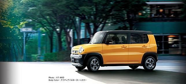 日本常見的k Car 小巧可愛 為什麼台灣買不到