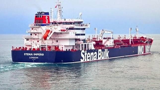 〈伊朗扣押英油輪〉2艘油輪接連遭扣!川普:與英國站同一陣線