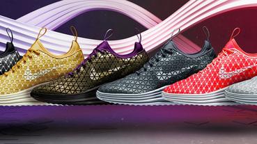城市迷走 / Nike Lunar Elite Sky Hi City Pack 系列鞋款