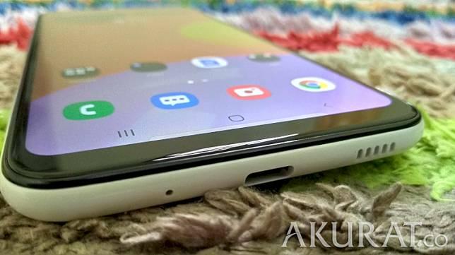 Desain Elegan dan Simpel, Samsung Galaxy A11 Cocok buat yang Berjiwa Muda - Foto 2
