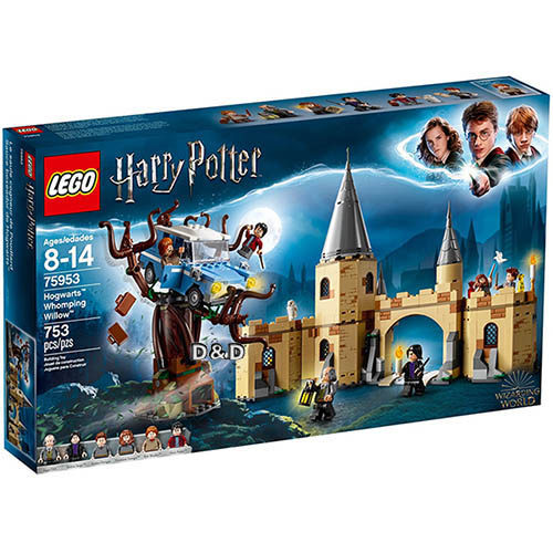 樂高積木 LEGO 2018《 LT75953 》Harry Potter 哈利波特系列 - Hogwarts Whomping Willow╭★ JOYBUS玩具百貨