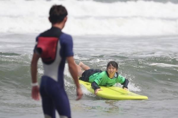 หาด Kitaizumi จังหวัดฟุกุชิม่า เปิดแล้วหลังจากปิดมา 9 ปี