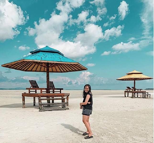 Pulau Leebong yang Memikat
