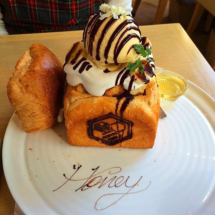 ユーザーが投稿したハニートースト付きコースの写真 - 実際訪問したユーザーが直接撮影して投稿した歌舞伎町カラオケカラオケ パセラスイート 新宿アイランド店の写真