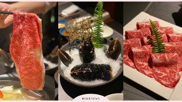 「火鍋界的愛馬仕」食令SHABU進駐台北101!藍龍蝦套餐和Prime牛小排必吃