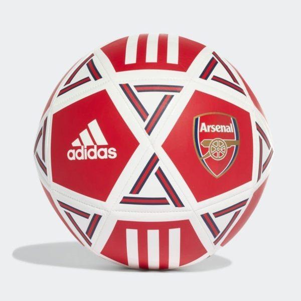 ADIDAS AFC CPT HOME 足球 五號球 正貨 EK4744 紅 Arsenal 阿森納【iSport愛運動