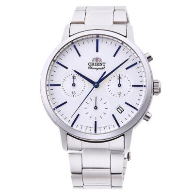 原廠公司貨 日本石英機芯 / 計時碼錶 不鏽鋼錶身錶帶/強化玻璃鏡面 日期顯示 / 24小時顯示 料號:RA-KV0302S