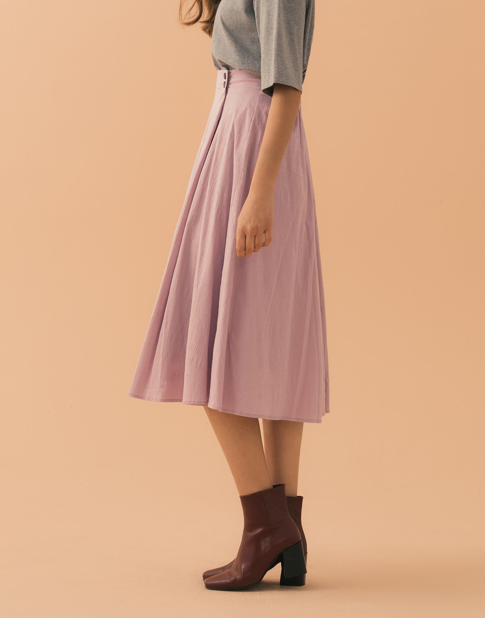 PAZZO+優雅柔棉傘裙