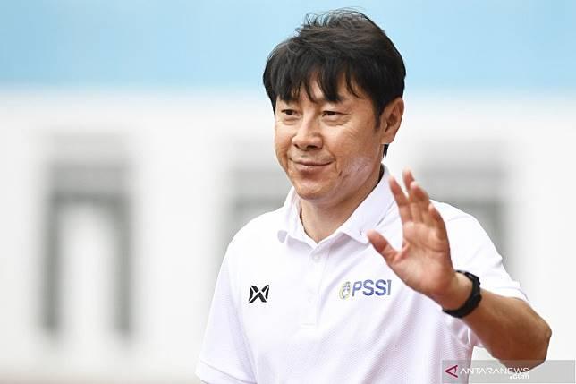 Shin Tae-Yong puas meski timnas U-19 dikalahkan Universitas Kyung Hee