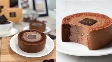頂級手工甜點!小 7 x GODIVA 推出「黑巧克力慕絲蛋糕」全台限量 25 萬份!