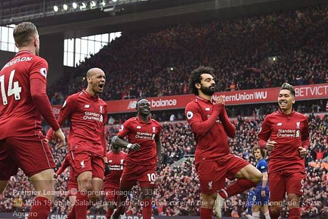 Hasil Liga Inggris – Akhirnya, Liverpool Kalahkan Chelsea di Anfield