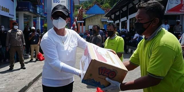 Hanya Bisa Diakses Lewat Manado, Kepulauan Sitaro Nihil Kasus Covid-19