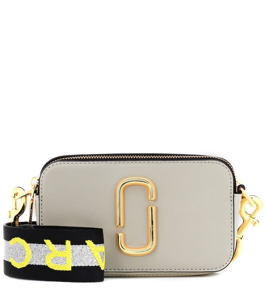 For the girl on-the-go, Marc Jacobs's Snapshot Small camera bag promises to carry all of your essentials and deliver a playfulness to your look.