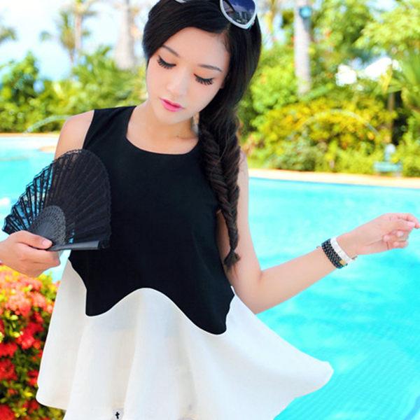 日式和風折扇優雅復古扇子黑色蕾絲舞蹈折扇時尚氣質禮物 科炫數位