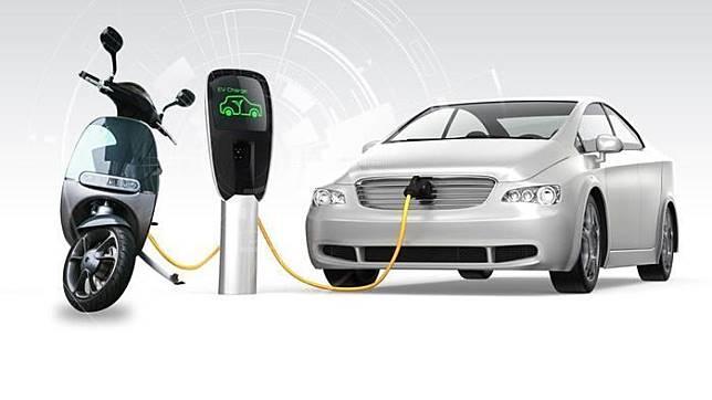 Ilustrasi kendaraan listrik.*