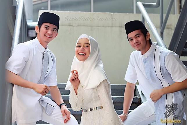 10 Potret Sibling Goals Ala Rizki-Ridho D'Academy, Bikin Susah Milih