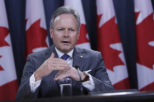 Governor Stephen Poloz Photographer: David Kawai/Bloomberg