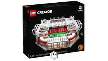 LEGO 推出 Old Trafford 夢劇院 曼聯奧脫福球場積木模型!