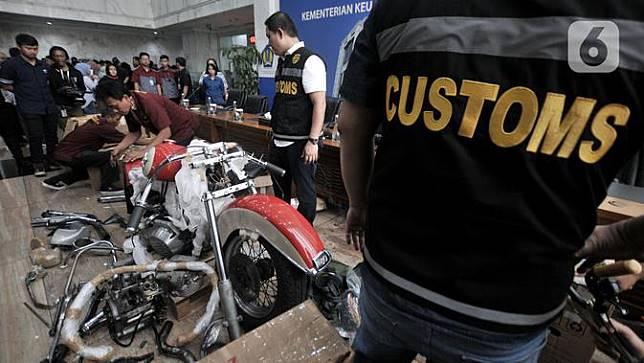 Onderdil Harley Davidson dan Brompton