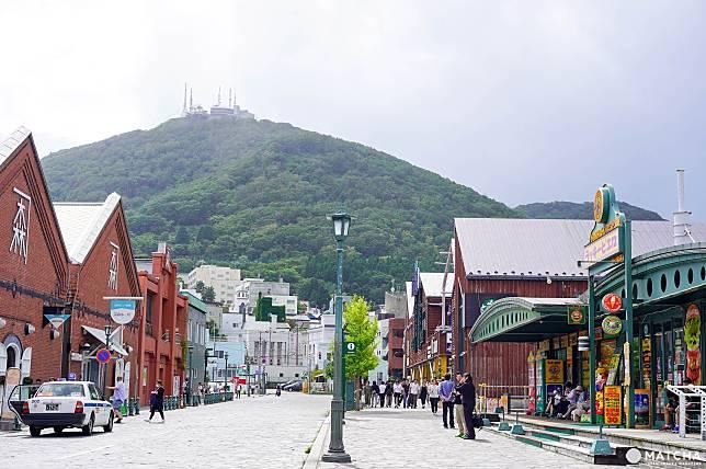 北海道函館金森紅磚倉庫群