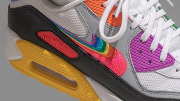 官方新聞 / Nike 2019 年 BETRUE 系列詳解 致敬彩虹旗創製作者