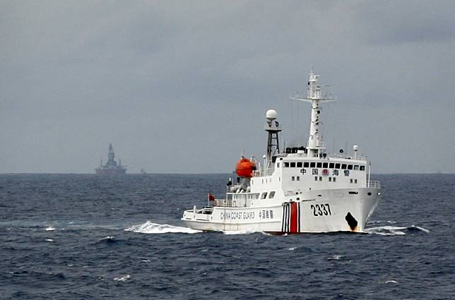 China and Vietnam tread softly in South China Sea over latest dispute